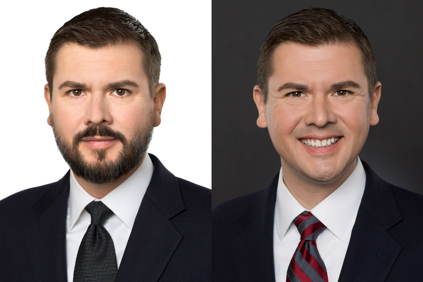 Update Your Headshot if you shave your beard.