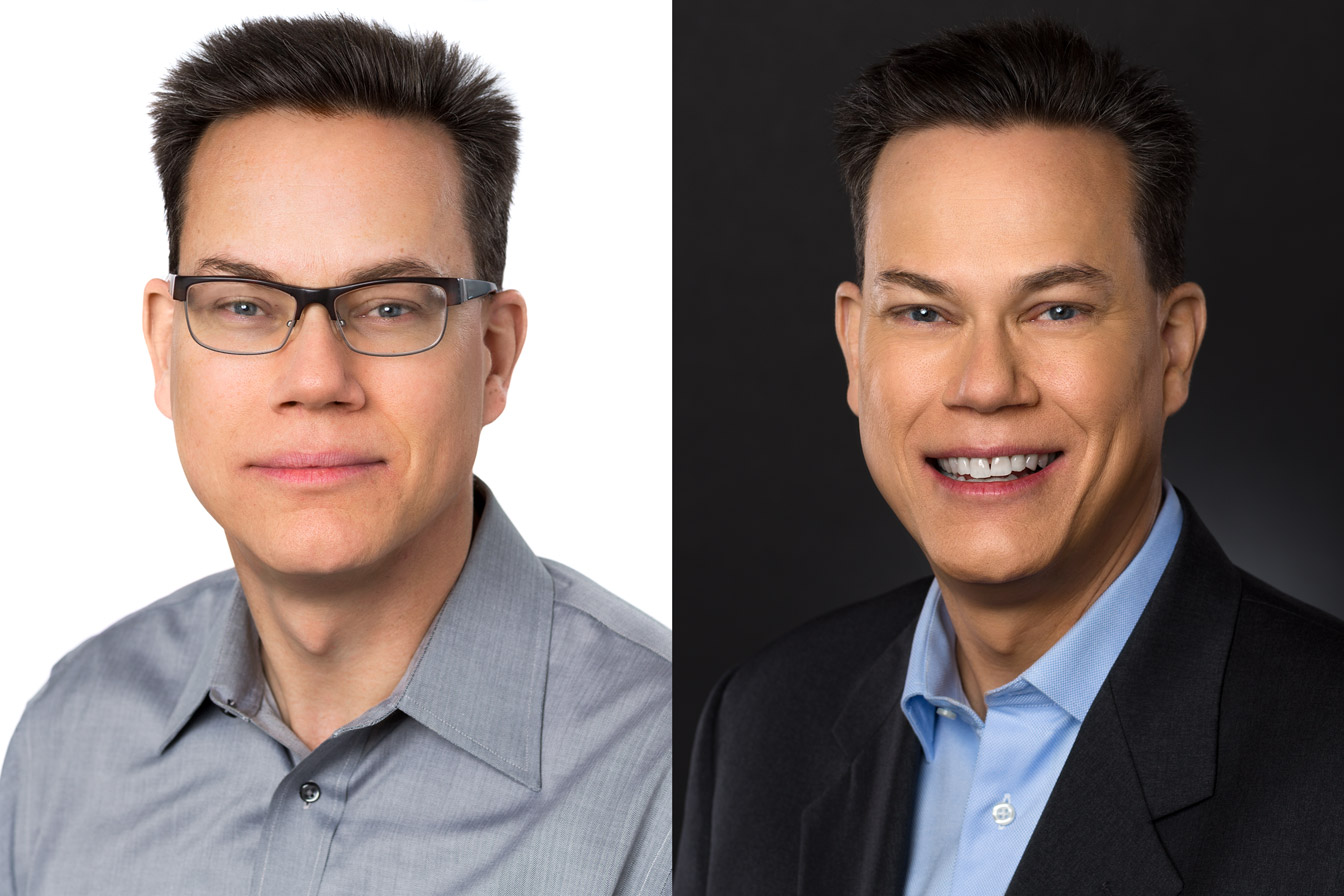 Update Your Headshot if Your Get Lasik and no longer need glasses