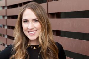 Headshot of smiling woman venture capitalist