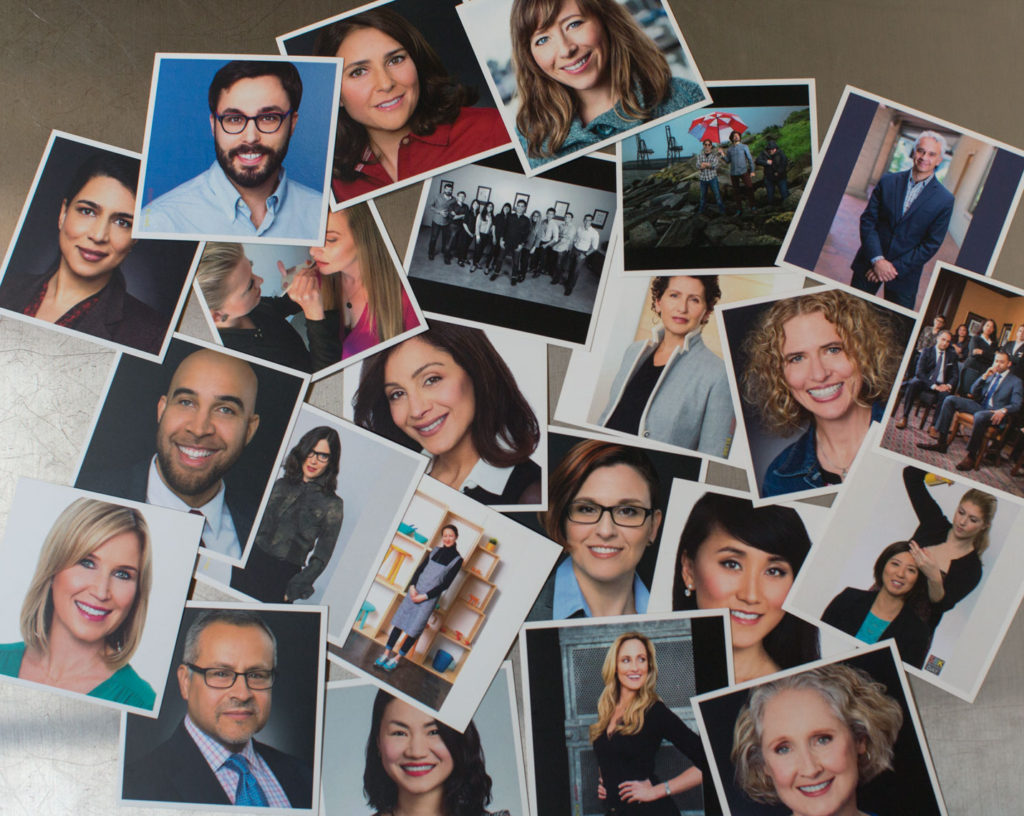 Print Headshots from Instagram